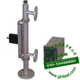 从水位传感器盒到锅炉电器控制室之间用5芯信号电缆线连接,连接简单